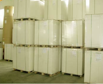 供应用于食品包装盒的供应食品级白卡纸,食品级单粉卡