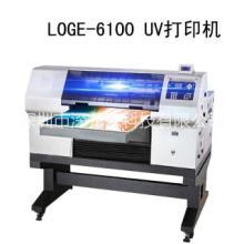 供应6100双喷头UV打印机/玻璃亚克力3d打印机/浮雕木板彩印机批发