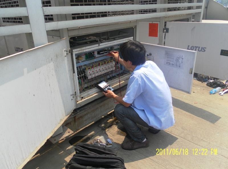 业务范围:拆装空调,维修空调