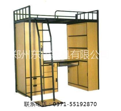 新乡学生公寓组合床图片/新乡学生公寓组合床样板图 (4)