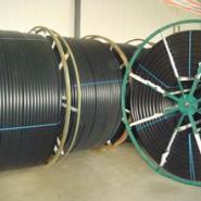 乳山PE穿线管,PE硅芯管批发图片