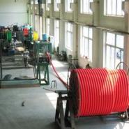 彩色HDPE硅芯管、廊坊供应商图片