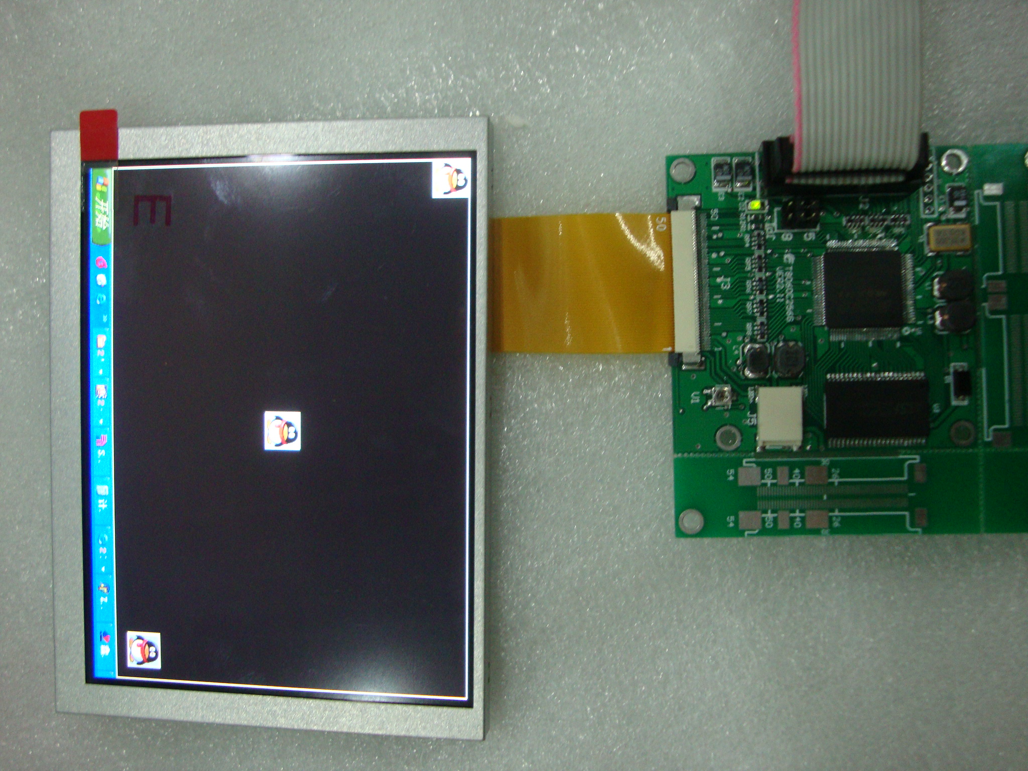 方显 供应仪器仪表TFT LCD控制器  厂家大量批发 量大从优 品质售后有保障