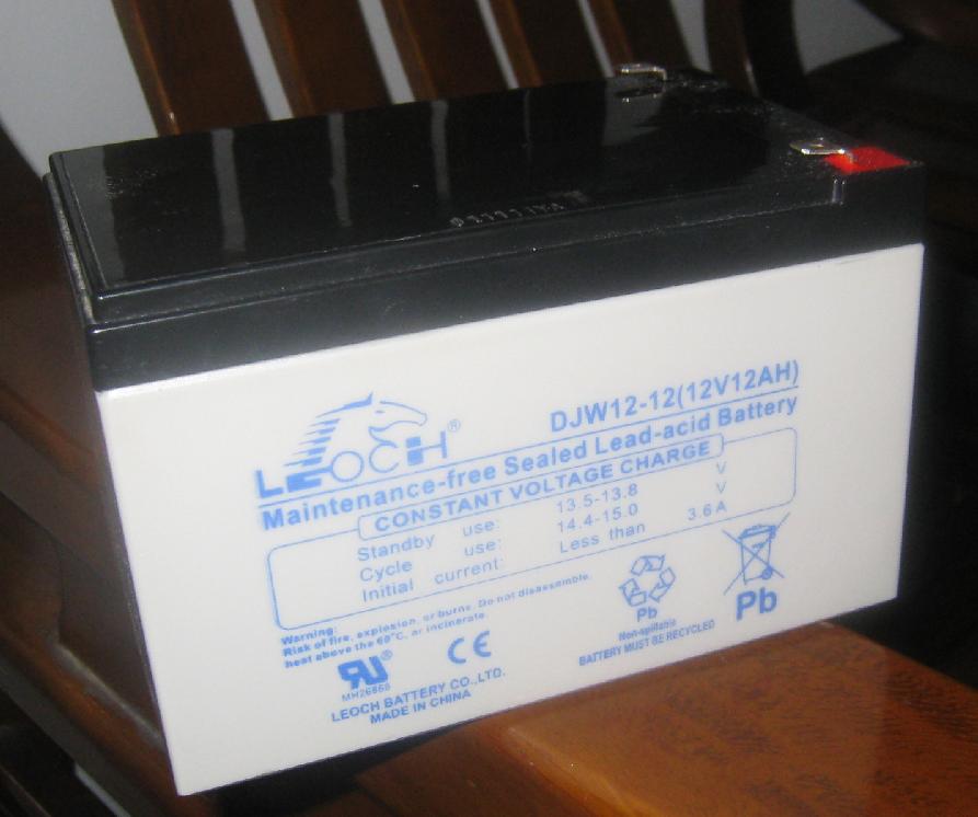 供应理士蓄电池DJW12-12