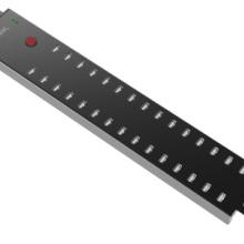 西普莱多口A-812 USB分线器30口HUB集线器手机平板数据传输刷机充电柜