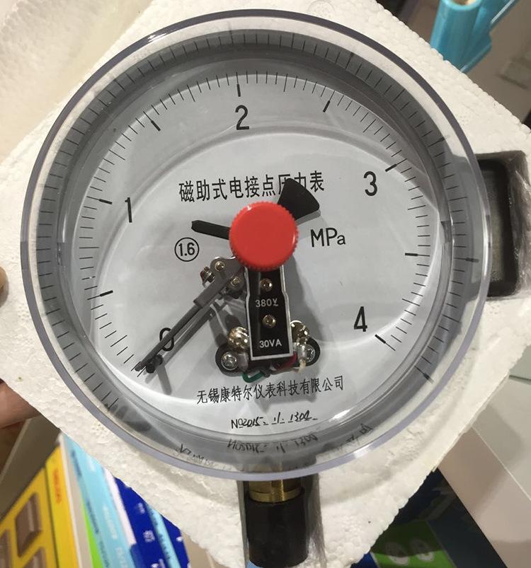 防腐蚀/耐腐蚀电接点压力表图片 防腐蚀/耐腐蚀电接