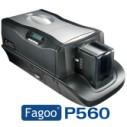 供应美国法高FARGO P560印卡机