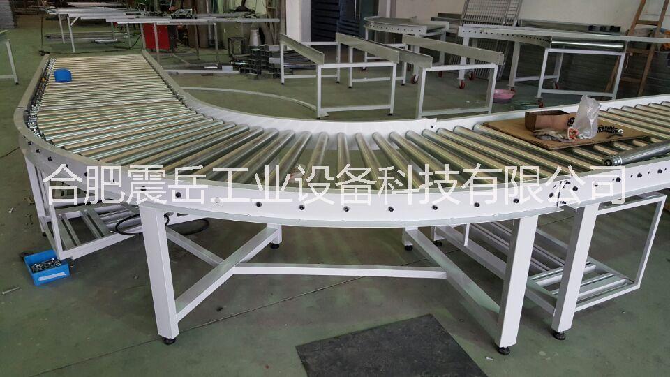 滚筒流水线,厂家定做自动化生产线滚筒输送机流水线,无动力滚筒线
