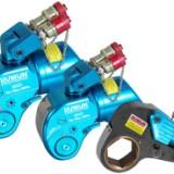 供应风电进口中空液压扳手价格,石油设备检修气动液压扳手,气动液压扳手