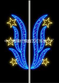 中山鑫艺灯饰供应LED路灯杆云华造型灯 批发供应LED路灯杆云华造型灯 批发LED路灯杆云华造型灯 LED路灯杆云华造型