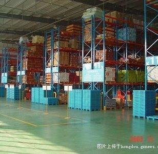 上海闵行物流图片