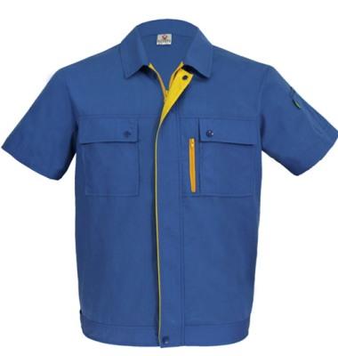 夏季劳保服装图片/夏季劳保服装样板图 (4)