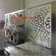 西安铝窗花批发图片