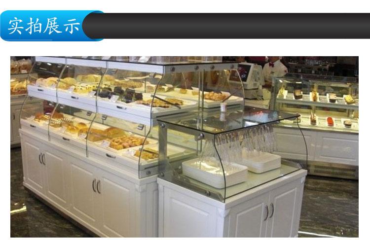 柜冷藏制冷设备商家供应商        面包展示柜是用于展示面包的货柜.