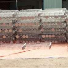 河南除尘布袋骨架厂  泊头市创达环保设备有限公司 除尘骨架价格图片