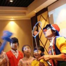 上海儿童生日派对 小丑魔术气球表演 小丑泡泡秀 气球布置图片