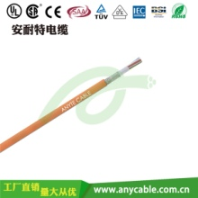 450V反馈电缆 信号传感器控制电缆 1.5平方伺服电机电线图片