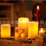 供应用于室内外电子蜡烛灯的遥控定时IC芯片,闪灯IC芯片,深圳IC定制厂家,厂家直销