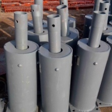供应用于电力管道的DN150水平管支座 批发水平管支座 螺纹拉杆 吊环螺母 恒力弹簧支吊架价格批发