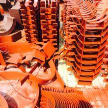 供应用于电力管道的Z5焊接滑动支座 批发可变碟簧支吊架 批发双柱管道支吊架价格批发