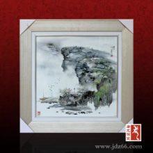 高档创意手绘壁画,陶瓷壁画价格图片