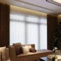 办公区域窗帘图片