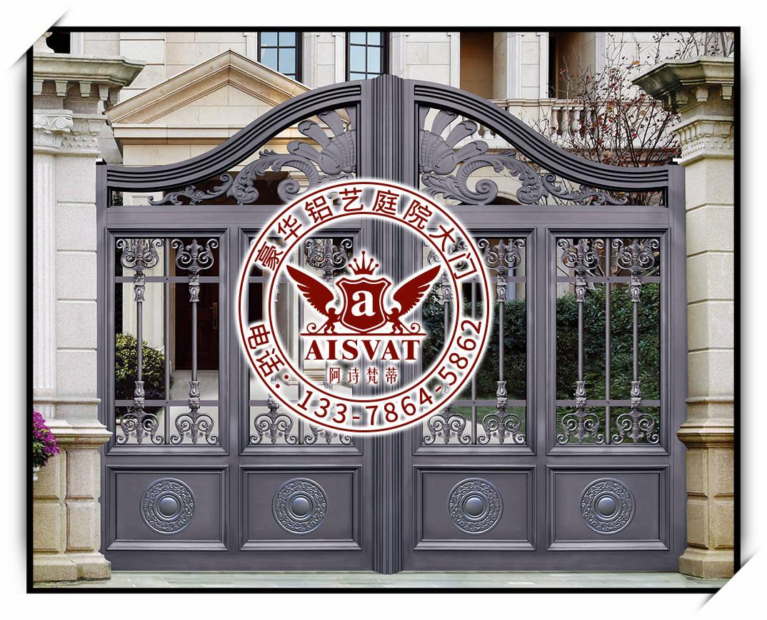 供应庭院大门图片,别墅庭院大门