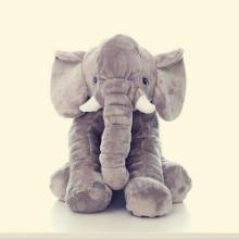 2016爆款可爱大象抱枕毛绒玩具宝宝睡觉公仔女生儿童礼物批发