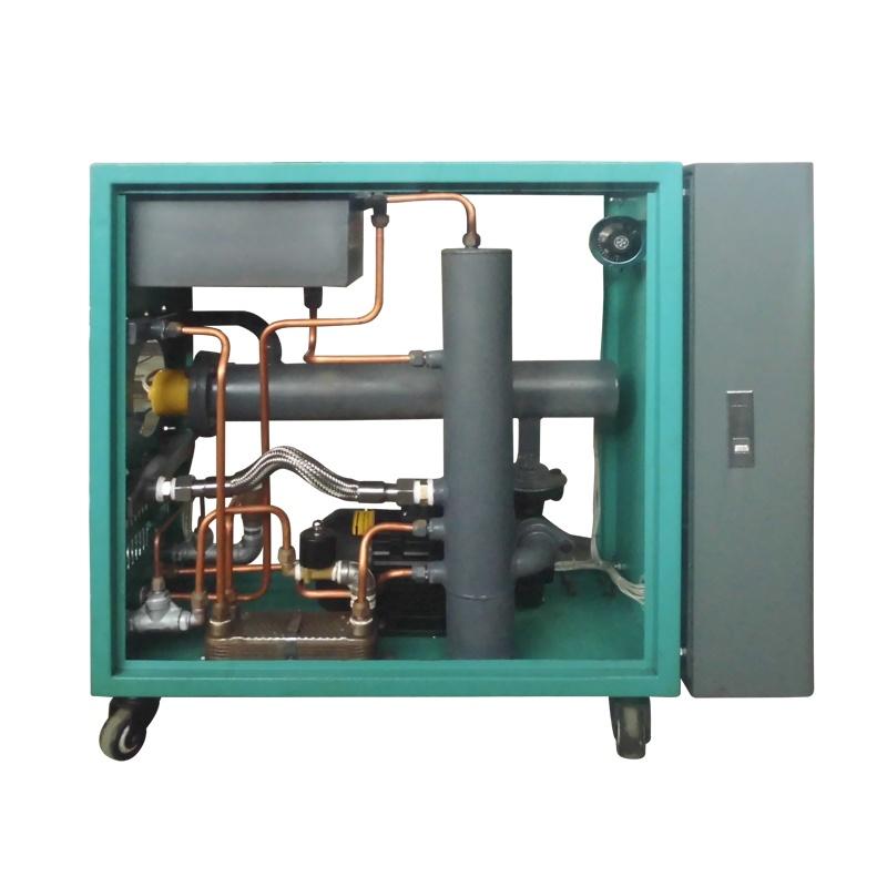 供应180℃高温水式模温机 热流道专
