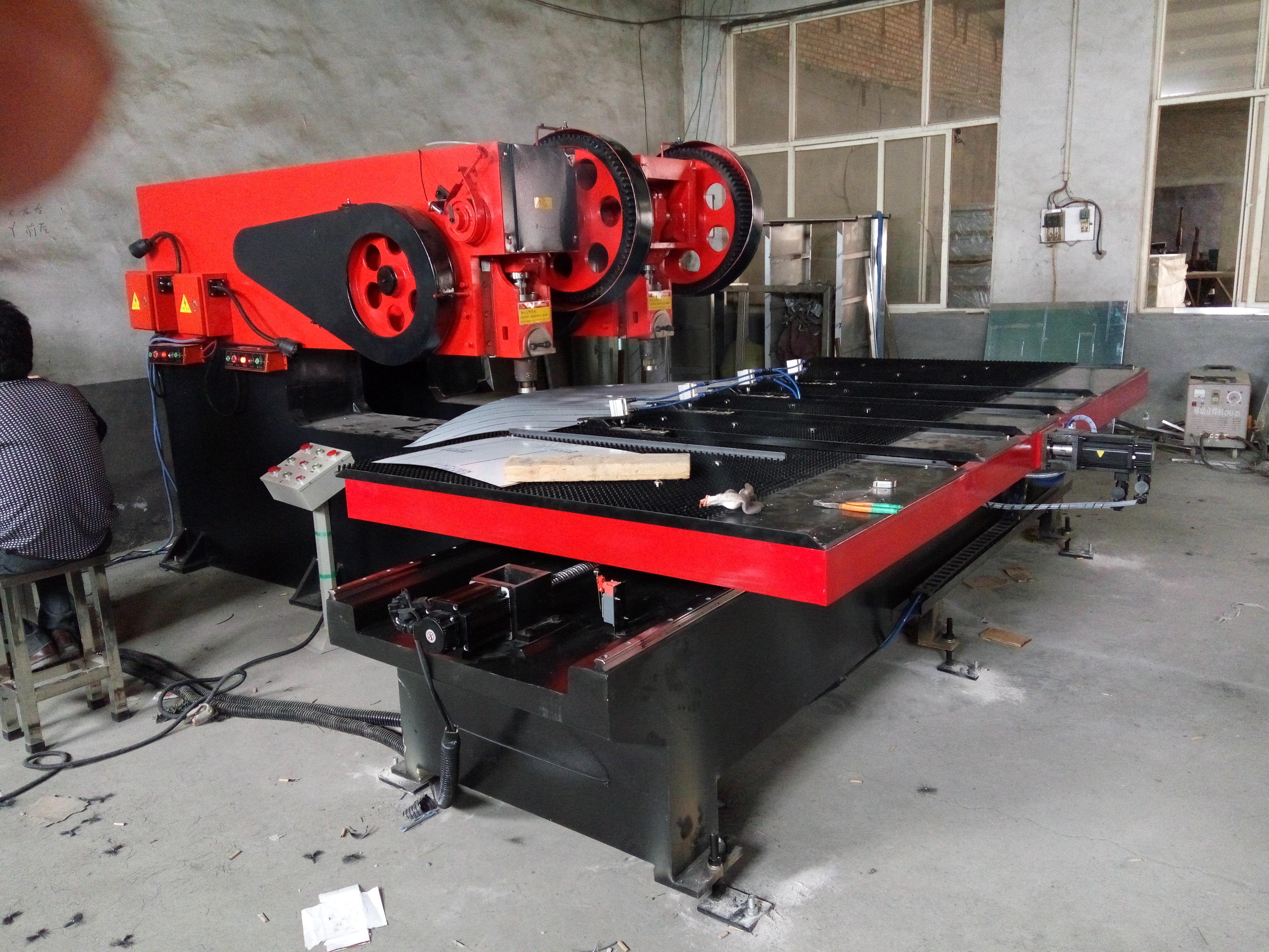 自动数控平垫冲压机 数控平垫机