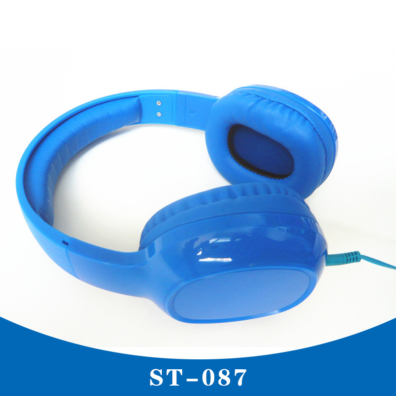 ST-087头戴耳机 头戴式耳机麦克风 ST-087头戴耳机厂家
