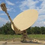 雅驰实业小型卫星通信天线便携天线