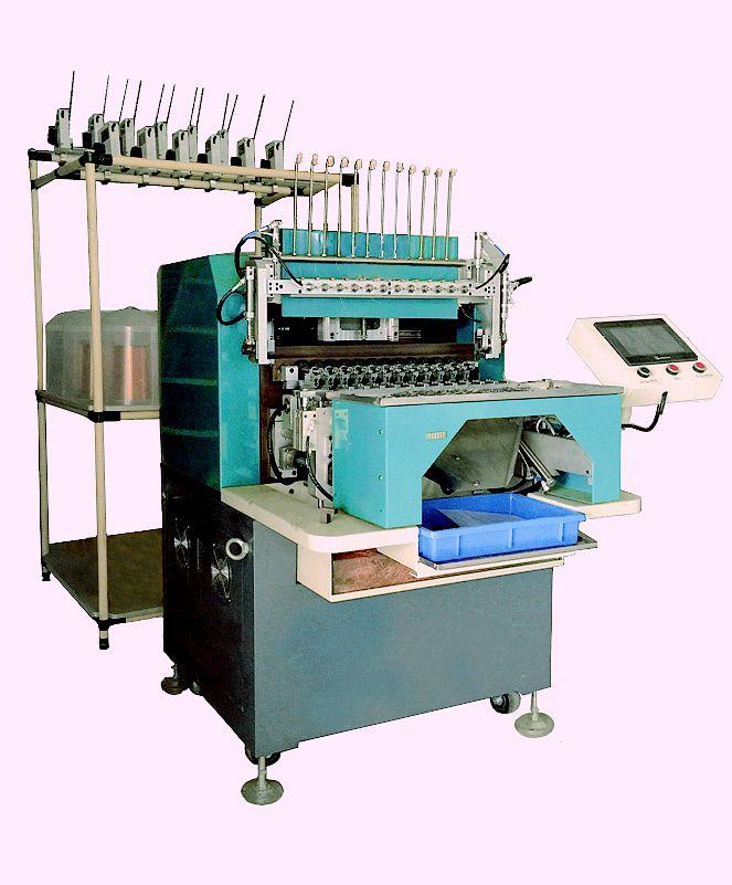 工字电感全自动绕线机 工字电感绕线机 色码电感绕线机