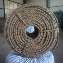 河北长安区粗麻绳 黄麻绳  麻绳厂家销售 1-60cm麻绳图片