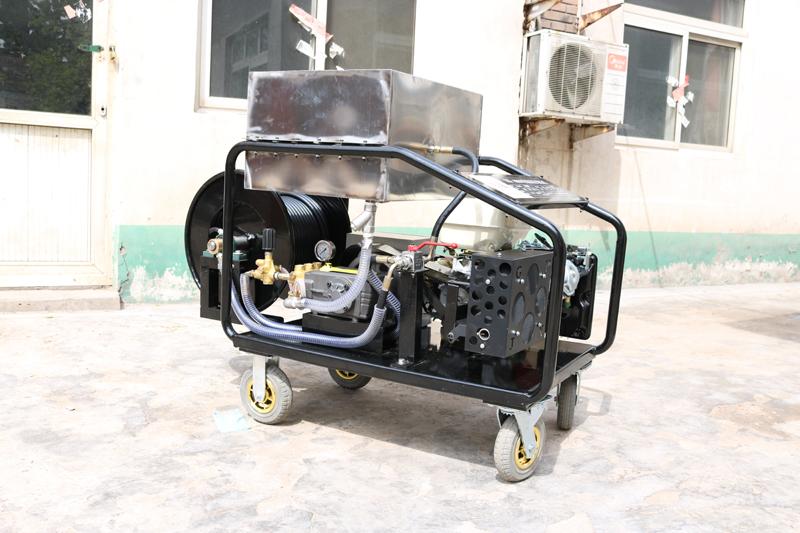 管道高压清洗机生产销售高压水疏通 高压水疏通机 高压疏通机 管道高压清洗机