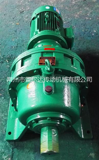 XWED106摆线针轮减速机  常州针轮减速机厂家