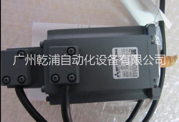 供应三菱伺服电机HA-FE43 全新原装