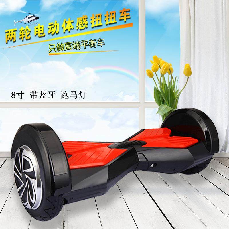 生产厂家一件代发8寸智能平衡车,蓝牙跑马灯两轮漂移代步车,双轮车