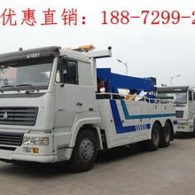 道路救援车价格,东风天锦一拖二清障拖车