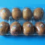 厂家批发一次性猕猴桃包装盒8粒装 猕猴桃包装盒