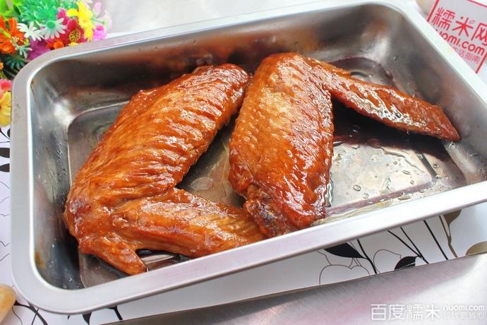 大型放养无公害纯种火鸡新鲜宰杀部件火鸡翅全翅三节翅冷冻真空包装
