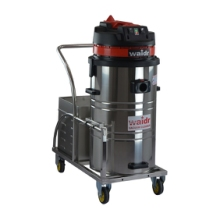 充电式工业吸尘器WD-80 蓄电池工业吸尘器 清洁地面用的吸尘机