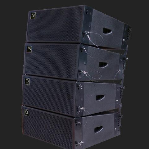 5寸专业线阵音箱,双6寸线阵音响,舞台音响厂家,专业音箱生产厂,线性