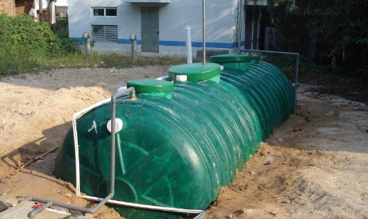 一体化生活污水处理设备 一体化生活污水处理设备-湖南万楼
