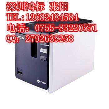 兄弟普贴趣PT-9800PCN网络共享打印标签机
