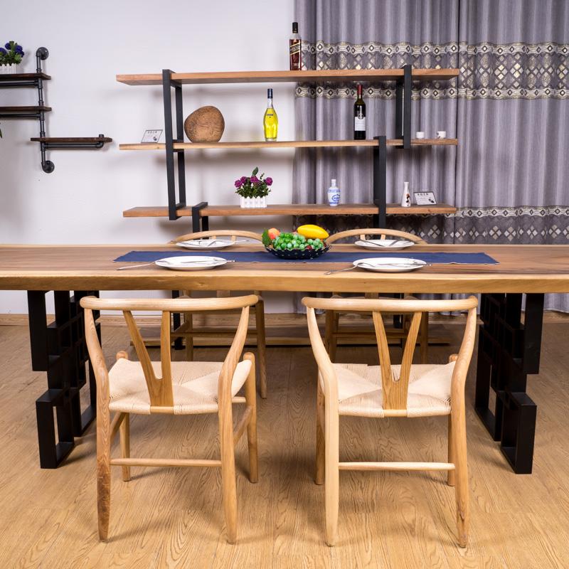 南美胡桃木大板桌书桌办公桌会议桌价格