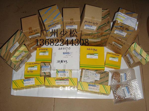 小松D60/D65发动机配件 小松S6D125发动机件