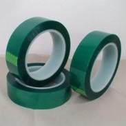 绿色高温胶带图片