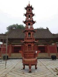 供应铜香炉雕塑仿古铜香炉