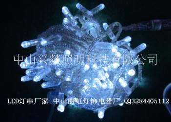 LED户外防水全铜线灯串图片